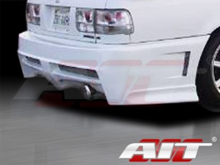 Extreme Style Rear Bumper Cover For Honda Accord 1990-1993
