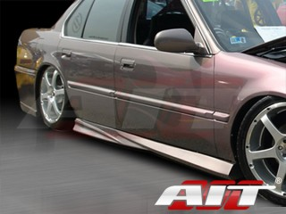 Extreme Style Side Skirts For Honda Accord 1990-1993