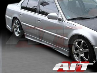 M3 Style Side Skirts For Honda Accord 1990-1993