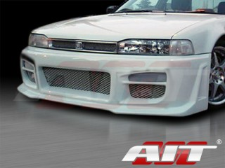 R34 Style Front Bumper Cover For Honda Accord 1990-1993