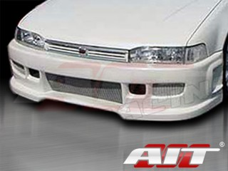 Revolution Style Front Bumper Cover For Honda Accord 1990-1993