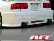 Revolution Style Rear Bumper Cover For Honda Accord 1990-1993