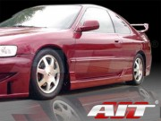 BC Style Side Skirts For Honda Accord 1994-1997