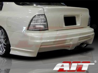 Extreme Style Rear Bumper Cover For Honda Accord 1994-1995