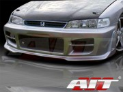 R34 Style Front Bumper Cover For Honda Accord 1994-1997