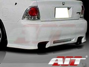 Revolution Style Rear Bumper Cover For 1996-1997 Honda Accord