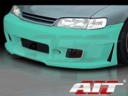 ZEN Style Front Bumper Cover For Honda Accord 1994-1997