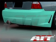 ZEN Style Rear Bumper Cover For Honda Accord 1994-1995