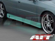 ZEN Style Side Skirts For Honda Accord 1994-1997