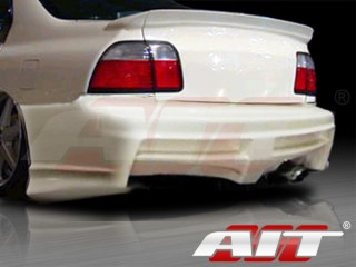 Extreme Style Rear Bumper Cover For 1996-1997 Honda Accord