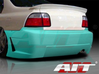 ZEN Style Rear Bumper Cover For 1996-1997 Honda Accord