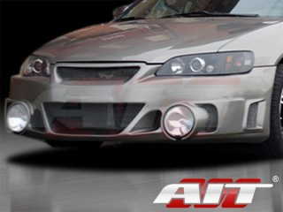 EVO2-L Style Front Bumper Cover For Honda Accord 1998-2002 Coupe