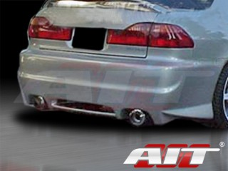 EVO2 Style Rear Bumper Cover For Honda Accord 1998-2002 Sedan