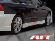 EVO4 Style Side Skirts For Honda Accord 1998-2002 Sedan