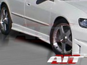 M3 Style Side Skirts For Honda Accord 1998-2002 Coupe