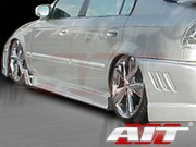 MGN Style Side Skirts For Honda Accord 1998-2002 Coupe
