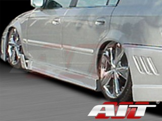 MGN Style Side Skirts For Honda Accord 1998-2002 Sedan