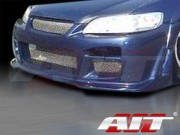 R34 Style Front Bumper Cover For Honda Accord 1998-2002 Coupe