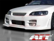 R34 Style Front Bumper Cover For Honda Accord 1998-2002 Sedan