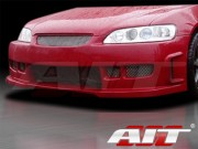 Revolution Style Front Bumper Cover For Honda Accord 1998-2002 Coupe