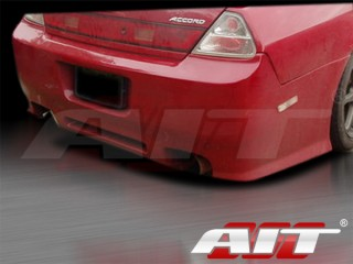 Revolution Style Rear Bumper Cover For Honda Accord 1998-2002 Coupe