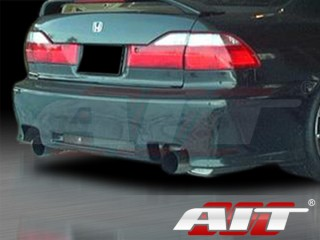 Revolution Style Rear Bumper Cover For Honda Accord 1998-2002 Sedan
