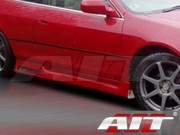 Revolution Style Side Skirts For Honda Accord 1998-2002 Coupe