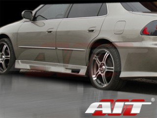 Revolution Style Side Skirts For Honda Accord 1998-2002 Sedan
