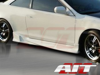 VS Style Side Skirts For Honda Accord 1998-2002 Coupe