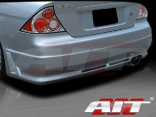 R34 Style Rear Bumper Cover For Honda Civic 2001-2005 Coupe