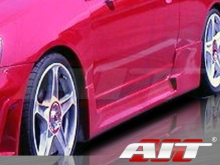R34 Style Side Skirts For Honda Civic 2001-2005 Coupe