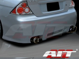 REV Style Rear Bumper Cover For Honda Civic 2001-2005 Coupe