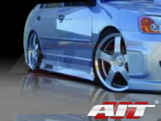 Revolution Style Side Skirts For Honda Civic 2001-2005 Coupe