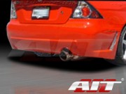 ZEN Style Rear Bumper Cover For Honda Civic 2001-2005 Coupe