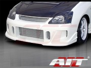 BCN1 Style Front Bumper Cover For Honda Civic Si 2002-2005
