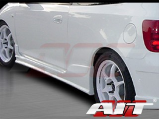 BCN1 Style Side Skirts For Honda Civic Si 2002-2005
