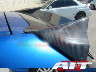 BCN1 Style rear roof wing For Honda Civic Si 2002-2005