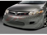 Ace Series Front Bumper Cover For Honda Civic 2006-2008 Sedan