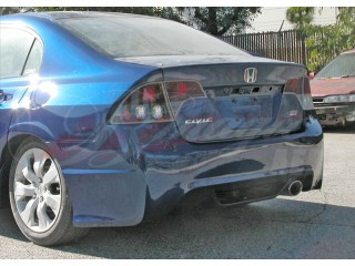 Ace Series rear  bumper For Honda Civic 2006-2008 Sedan