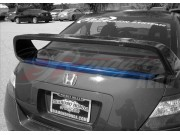 JDM-R Rear Spoiler add-on For Honda Civic 2006-2011 Coupe