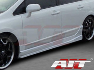 I-spec Style Side Skirts For Honda Civic 2006-2011 Sedan