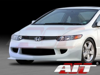 M Style Front Bumper Cover For Honda Civic 2006-2008 Coupe