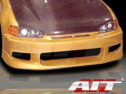 CW Style Front Bumper Cover For Honda Civic 1992-1995
