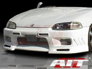 EVO3 Style Front Bumper Cover For 1992-1995