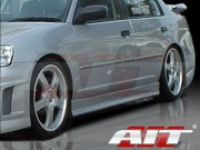 EVO3 Style Side Skirts For Honda Civic 1992-1995