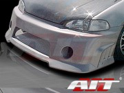 Feel's Style Front Bumper Cover For Honda Civic 1992-1995