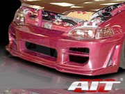 R34 Style Front Bumper Cover For 1992-1995
