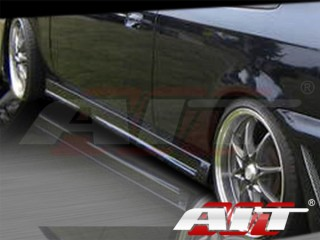 Zen Style Side Skirts  For Honda Civic 1992-1995 Coupe / Sedan