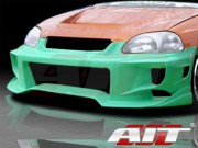 ALK-2 Style Front Bumper Cover For Honda Civic 1996-1998