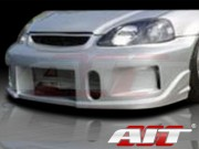BCN1 Style Front Bumper Cover For Honda Civic 1996-1998
